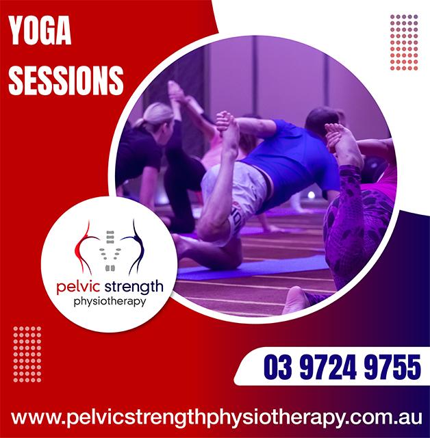 Yoga Sessions Mooroolbark