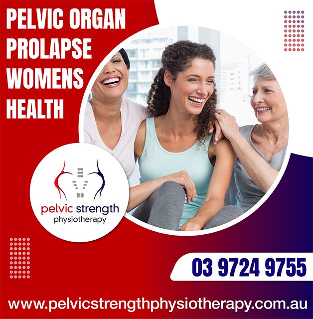 Maroondah Pelvic Organ Prolapse Womens Health
